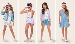 Девочки от 8 до18 лет