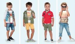 Мальчики от 2 до 9 лет