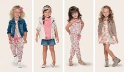 Девочки от 2 до 9 лет