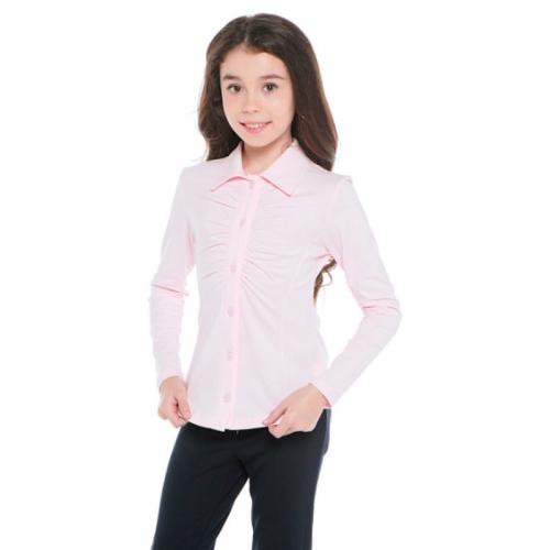 Lik блузка для девочки 1460 розовая